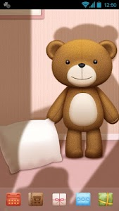 Teddy GO LauncherEX Theme v1.0