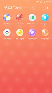 Sweetie Box theme for APUS v1.0