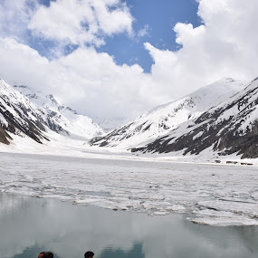 Saif-ul-maluk Lake Pakistan by Zahid Saleem - Nature Up Close Other Natural Objects ( naran, water, pakistan, mountain, nature, lake )