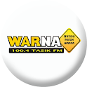 Warna 100.4 FM – Tasik logo