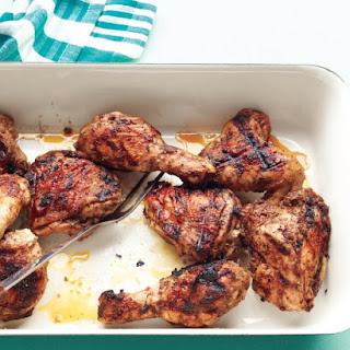 Backyard Jerk Chicken.