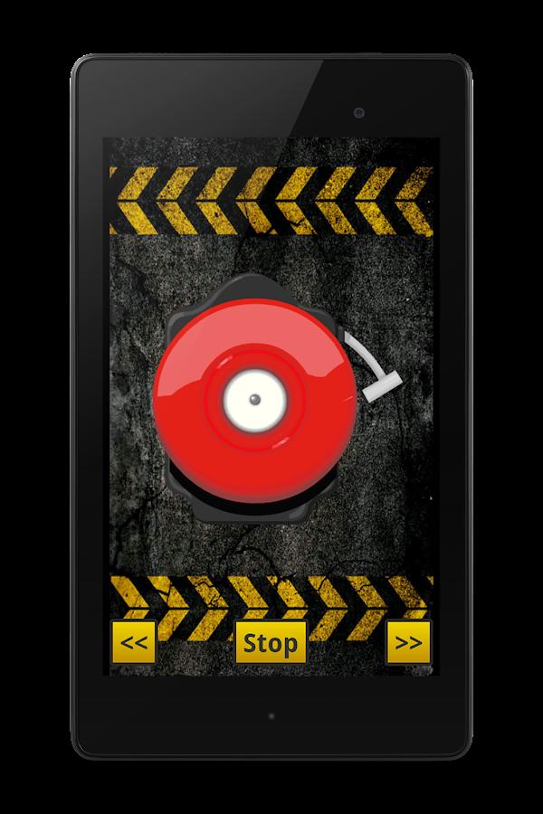 Fake Alarm: Crazy Alarm Sounds- screenshot