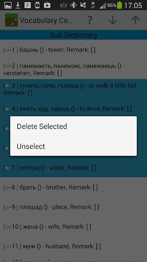 Offline Vocabulary US Russian