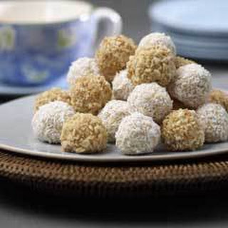 Nutty Cheesecake Bites