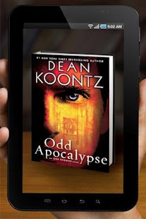 Dean Koontz AR Viewer- screenshot thumbnail