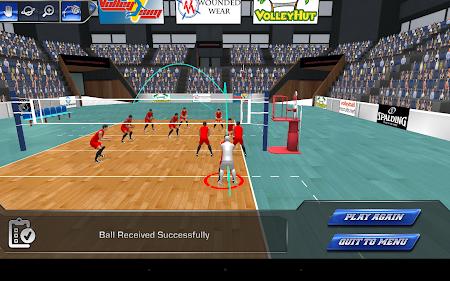 VolleySim: Visualize the Game 1.11 screenshot 715583