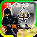 Offline Sniper Kill Blackjack icon