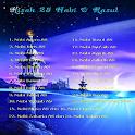 Edukasi-Kisah 25 Nabi & Rasul