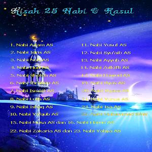 Edukasi-Kisah 25 Nabi & Rasul for PC and MAC