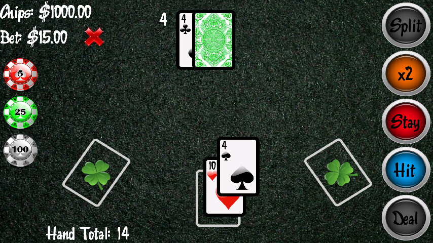 Blackjack Legit - screenshot