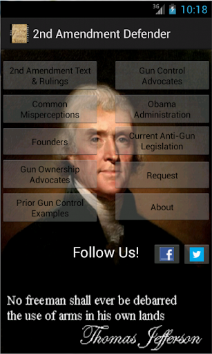 Second Amendment Defender