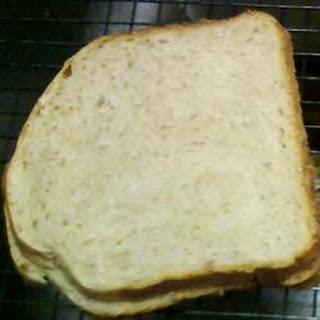 Banana Macadamia Nut Bread