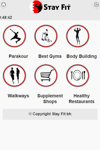 Stay Fit BH