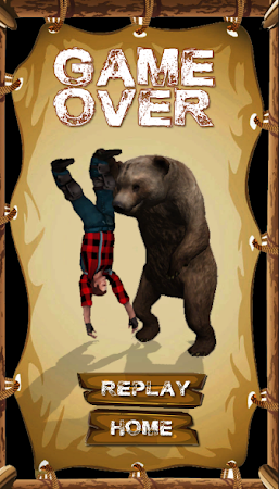 Danger Runner 3D Bear Dash Run 1.5 screenshot 1646803