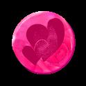 Fingerprint ❤ Love ❤ Scanner icon