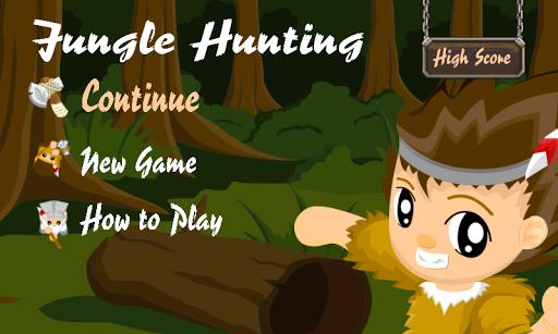 Jungle Hunting - Tower Defense