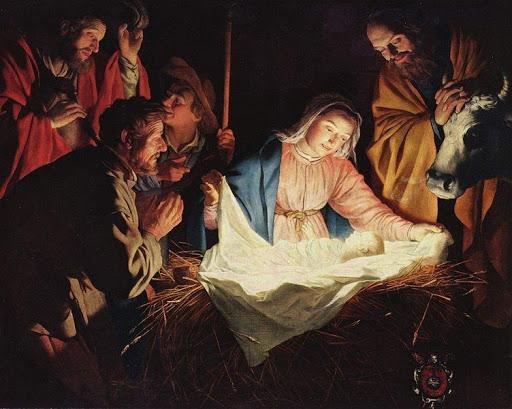 Meditation Christmas Nativity