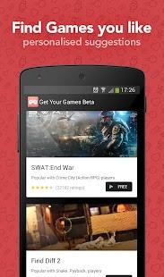 Get Your Games Free - screenshot thumbnail