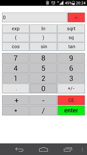Taschenrechner v.2