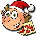 Christmas Countdown Elf Story icon