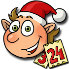 Elf Adventure Christmas Countdown Story 2018 icon