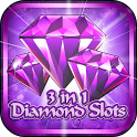 3 In 1 Diamond Slots + Bonus icon