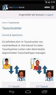 MyStickerBook – Miniaturansicht des Screenshots