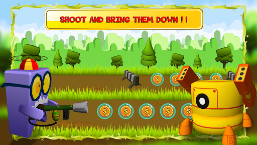 2 Way Shooter:Cool Action Game