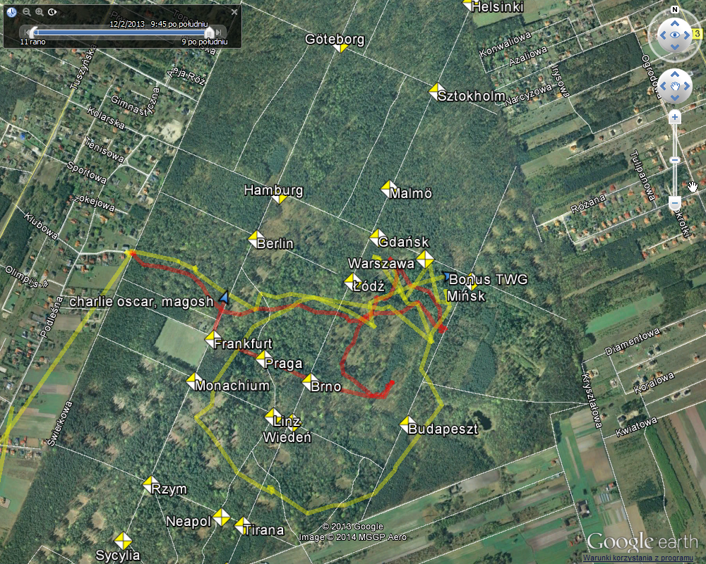 Airsoft Force Tracking- screenshot