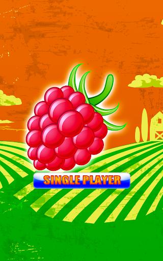Fruit Fever Rush Match Puzzle