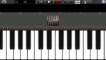 Screenshot of Church Organ Lite