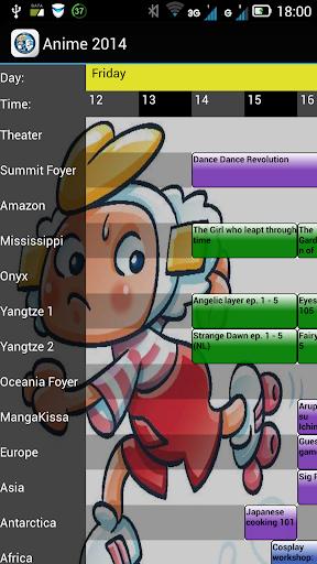 Anime 2014 Program Guide