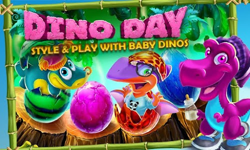 Dino Day! Baby Dinosaurs Game v1.0.4