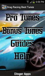 Drag Racing Best Tunes Lite - screenshot thumbnail