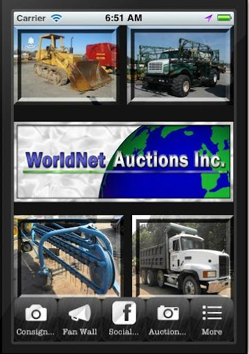 World Net Live Auctions