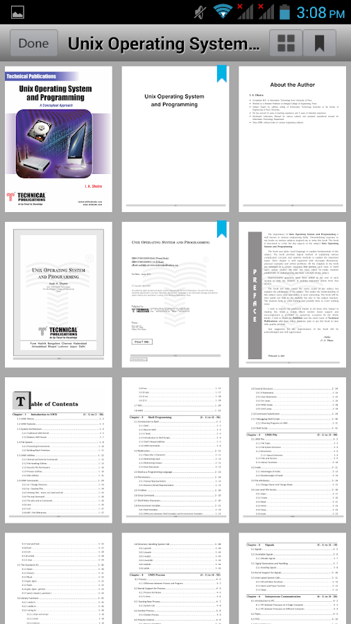 Technical Books- screenshot