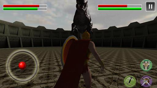 Dinosaur Fighter 3D