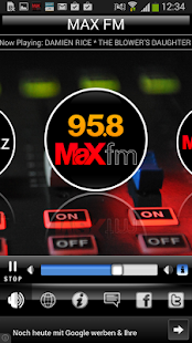 MAX FM Screenshot 1