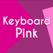 Keyboard Pink Theme
