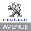 Neu: PEUGEOT Avenue App icon