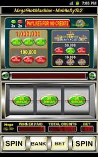 Mega Slot Machine Screenshot 8