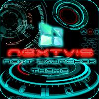 Next Launcher theme 3d free 1.6