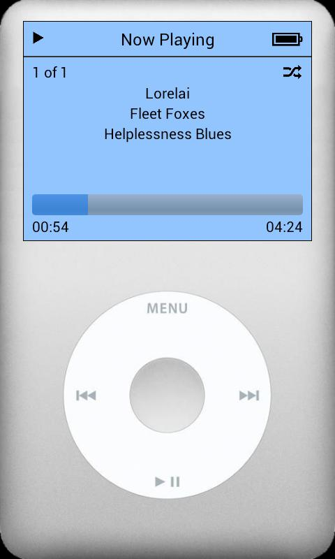 Pod Player + - screenshot