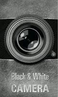 Screenshot of Black and White Camera