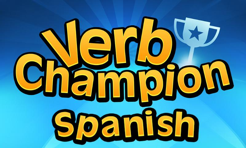 Verb Champion: Spanish- screenshot