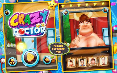 Crazy Doctor - Kids Game