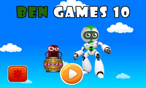 Ben Games 10 free