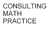 Consulting Math Practice