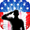 Memorial Day HD Live Wallpaper logo