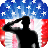Memorial Day HD Live Wallpaper